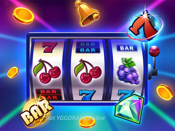 Slot YGGDRASIL Online